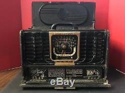 Vintage Zenith 8G005 TransOceanic Tube Short-Wave Radio Recevier