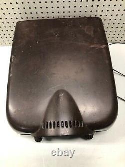 Vintage Zenith Cobra-Matic Model J664 Tube Radio Phonograph Bakelite Case RARE
