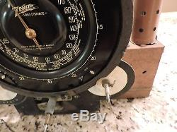 Vintage Zenith Long Distance Radio Chasis- For Parts
