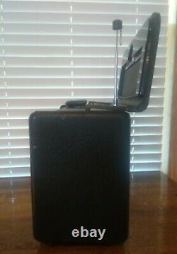 Vintage Zenith Model B600 Wave Magnet Transoceanic AM/SW Radio Working
