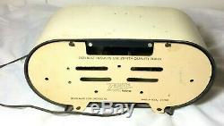 Vintage Zenith Radio AM Model H-511 Working