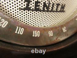 Vintage Zenith Tabletop AM FM Tube Radio 1950s Model Y832
