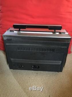Vintage Zenith Trans-Oceanic Shortwave Radio Model R7000 WithManual Portable AM FM