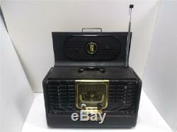 Vintage Zenith Trans-oceanic 6500 G40 Shortwave Radio WORKS