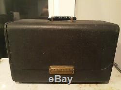 Vintage Zenith Transoceanic Radio-1951-model H500- Works