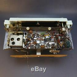 Vintage Zenith Tube Radio K731 Automatic Frequency Control AM/FM Tube Radio
