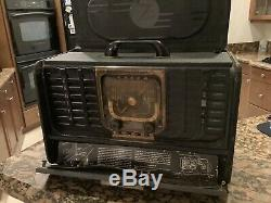 Vintage Zenith Tube Trans Oceanic Radio For Parts Or Repair