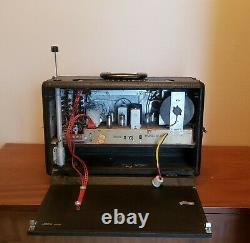 Vintage Zenith Wave Magnet Trans-Oceanic Model B600