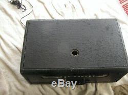 Vintage Zenith Wave Magnet Trans-Oceanic Model L600