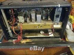 Vintage Zenith Y600 Trans Oceanic Wave Magnet Multiband Radio Tested Works Great