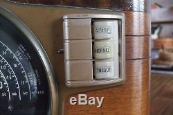 Vintage Zenith radio 7s529