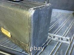 Vintage radio Zenith Transoceanic wavemagnet model H500 Portable Tube