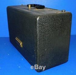 Vtg Zenith R600 Trans-Oceanic Multiband Radio Short Wave Magnet Tube Portable