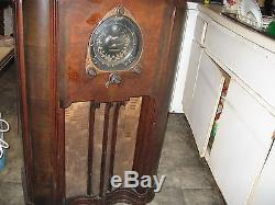 ZENITH 10 TUBE CONSOLE RADIO WithSHUTTER DIAL AND TUNING EYE