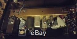 ZENITH 1951 MULTIBAND TRANSOCEANIC (HAM) RADIO H-500 w WAVEMAGNET