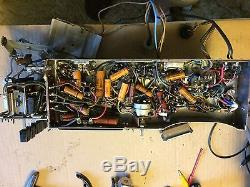 ZENITH 7G605 TRANSOCEANIC BOMBER RADIO