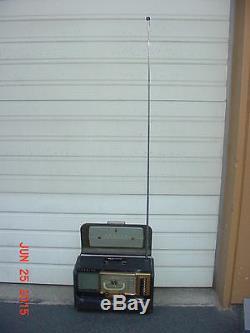 ZENITH Model H500 TransOceanic RADIO-A1 Marine/Short Wave/Regular/ETC. HISTORIC