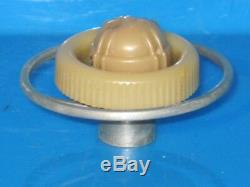 ZENITH RADIO PARTS 1940's BAND SWITCH, TUNING KNOB, ON/ OFF VOLUME CONTROLE
