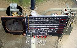 ZENITH TRANS-OCEANIC FULL CHASSIS SERVICE FOR YOUR MODEL 500 OR 600 TUBE RADIO