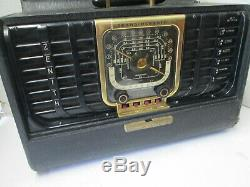 ZENITH TRANS-OCEANIC G500 Short Wave Radio