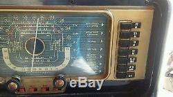 ZENITH TRANS-OCEANIC TRANSOCEANIC SHORTWAVE RADIO