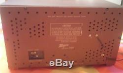 ZENITH TUBE RADIO MODEL C730R WOOD RARE