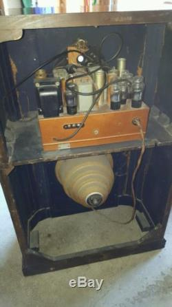 Zenith 12-s-266 Tube Radio