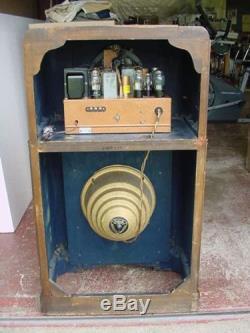 Zenith 12s265 Console Radio