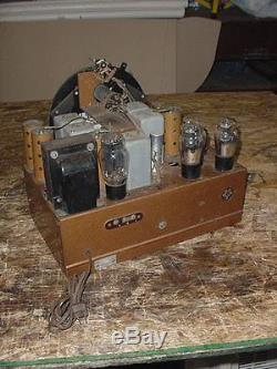 Zenith 12s265 Console Radio Chassis #2