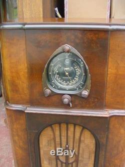 Zenith 12s266 Console Radio
