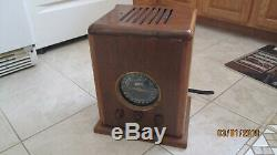 Zenith 1938 Console Radio Waltons Excellent Cond! Clean! Beautiful