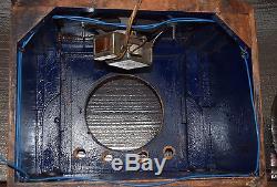 Zenith 5S126 cube radio works