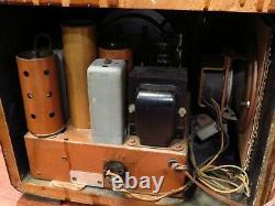 Zenith 5S218 Antique Radio