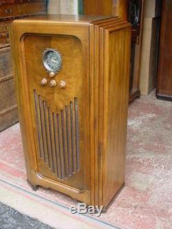 Zenith 5s56 Console Radio