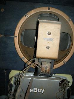 Zenith 6B129 Tombstone Battery radio untouched and unmolested N/R