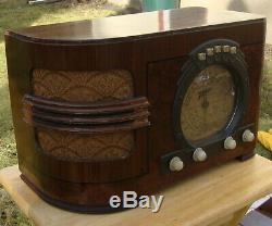 Zenith 6S-321 Stars and Stripes Radio 1930's