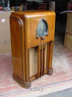 Zenith 6s254 Console Radio