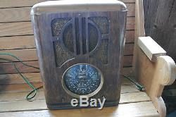 Zenith 6s 229 Tombstone Radio