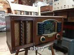 Zenith 7S634R vintage tube radio