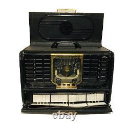 Zenith 8G005 TransOceanic Clipper Shortwave Tube Radio READ DESCRIPTION