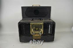 Zenith 8G005 Trans-Oceanic Short Wave Radio Portable Case
