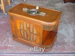 Zenith 8s451 Chairside Radio
