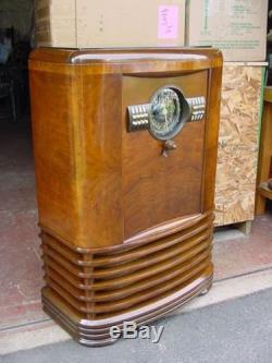 Zenith 9s367 Console Radio
