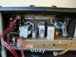 Zenith B600 Trans-Oceanic Radio, Portable, Tube-Type, Short Wave, Shortwave, SW