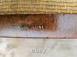 Zenith Consol-Tone Wooden Cabinet Radio Model 6-D-029 Six Tube 1946