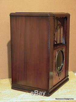 Zenith Model 6 S 27 cabinet ONLY shipping $20.00 to anywhere in the cont. US