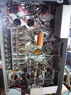 Zenith Philco Old Tube Radio Repair ESTIMATE only