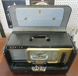 Zenith Portable Trans-Oceanic Radio