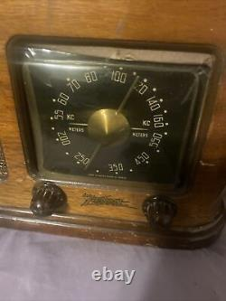 Zenith Radio Model 6D628