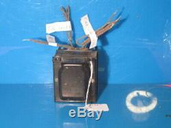 Zenith Radio Parts 9 Tube Power Transformer Pn 95-418-p